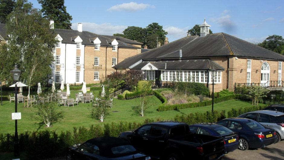 Bedford Lodge Hotel, Newmarket, Suffolk